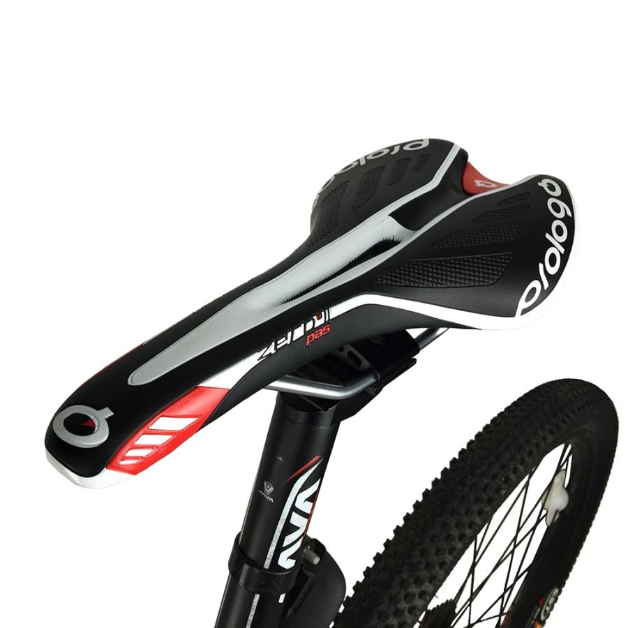Цена за Средний полый MTB дорожный Велосипед Седла удобная велоспорт Велосипед седло Сиденья велосипед части cojines almofadas подушка 14 цвета
