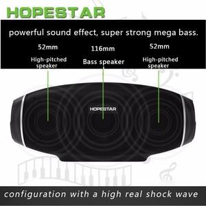 Image 5 - Hopestar Rugby Bluetooth Loa Không Thấm Nước Bass Cột Không Dây Di Động TV hộp Âm Thanh máy tính Ngoài Trời boombox stereo Loa Siêu Trầm