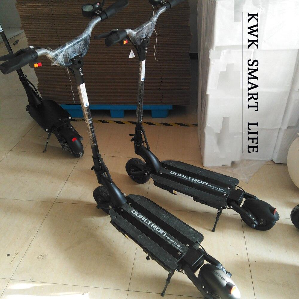 Sport & Unterhaltung Rollschuhe, Skateboards Und Roller Bescheiden 2017 Minimotors Dualtron Raptor60v18ah 8 Zoll 1600 W Elektrische Roller Uns Lager