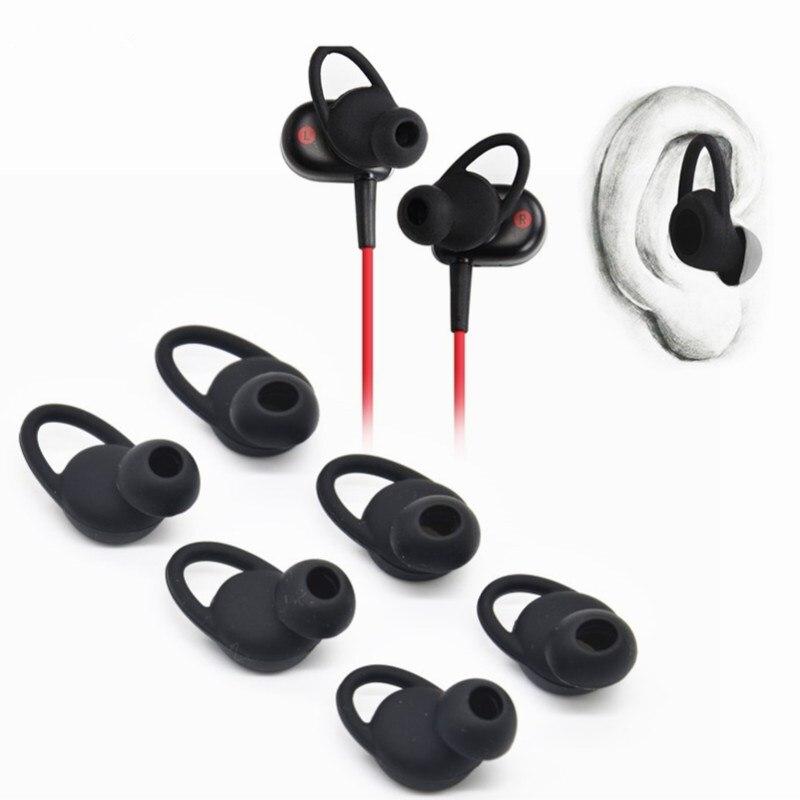 6  Memory foams Earbud Ear Tips for Meizu ep52 In-Ear Headphones