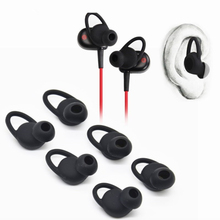 3Pairs Silicone Ear Tips Earbud Eartips Ear pads Replacement for meizu EP51 Bluetooth Earphone Accessories 3 Sizes (L/M/S) 20pcs 10pairs silicone in ear earphone covers earbud bud tips headset earbuds eartips earplug ear pads cushion for earphone mp3