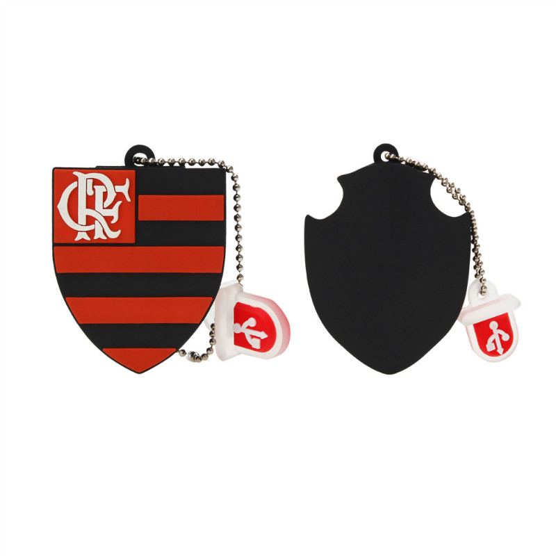 Creative Usb Flash Drive 32GB Football Club Logo Usb Stick 4GB 8GB 16GB 32GB 64GB 128GB USB 2 0 Flash Memory stick Free Shipping in USB Flash Drives from Computer Office