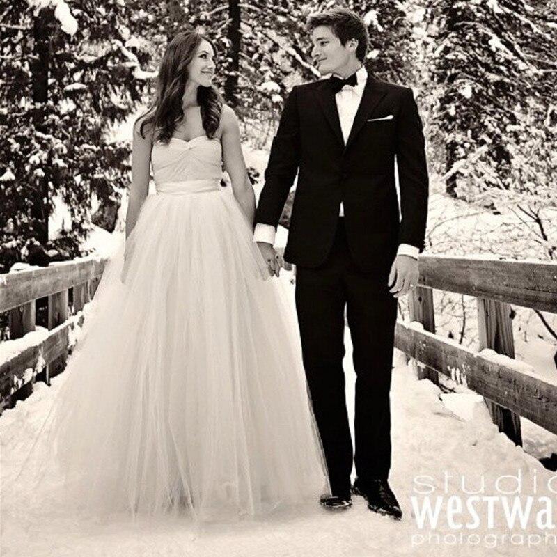 Полная длина Румяна тюль юбки для женщин белый и розовый тюль юбки с атласные ленты формальная одежда и свадьба