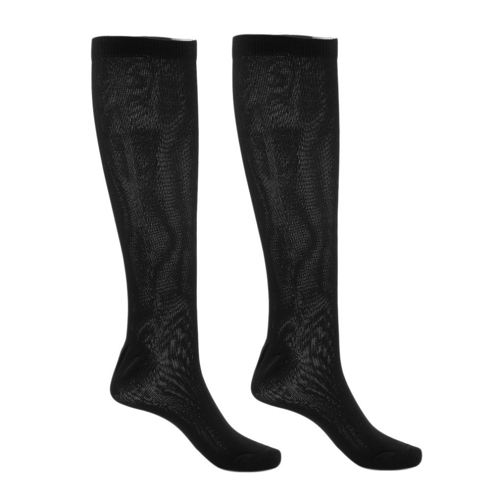 1 Pair Men Women Comfortable Miracle Stogkings Unisex Nylon Slim Fit Shaping Anti-Fatigue Compression Shaping Stockings Hot Sale