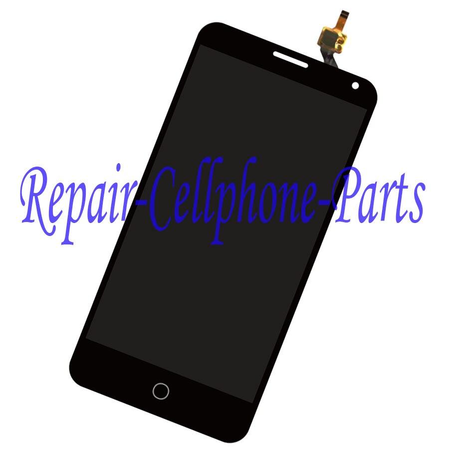 imágenes para Pantalla LCD Full + Pantalla Táctil Digitalizador Asamblea negro Para alcatel One Touch Pop 3 5.5 OT5025 5025D 5025 Envío gratis