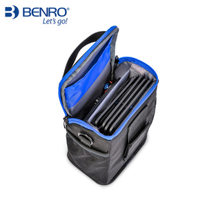 Image 2 - Benro FB100M2 Filter Bag Storage Filters holder 4 Square Filters 3 Round Filters