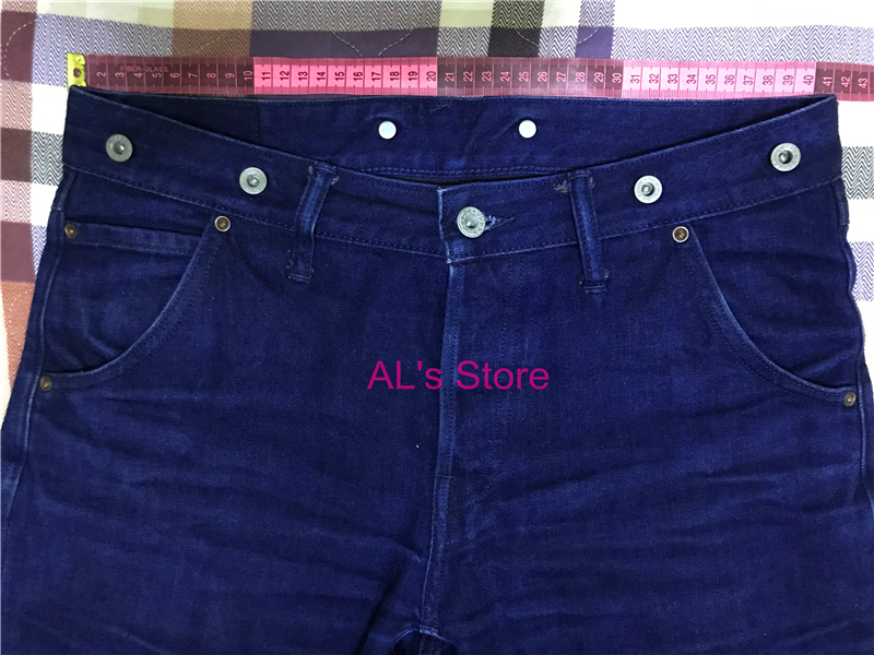 measure pants waist