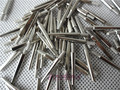 1000Pcs/box Dental Lab Zinc Alloy Dowel Pins Long