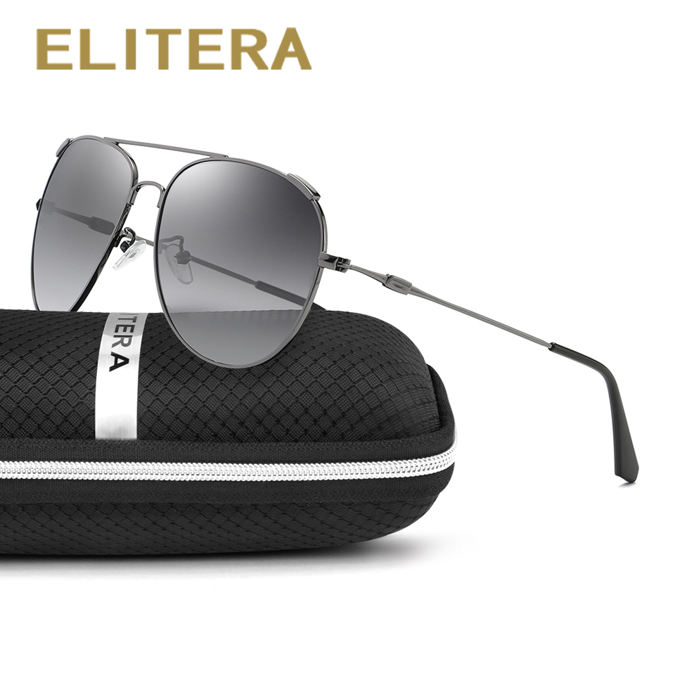 ELITERA Polarized Sunglasses Men/Women Outdoor Sport Sun Glasses For Driving Fishing Gafas