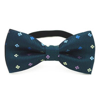 10*5cm Boys and Girls Bowtie Floral Wedding Business Butterfly Costume Accessories Flower Pattern Cotton FR186816
