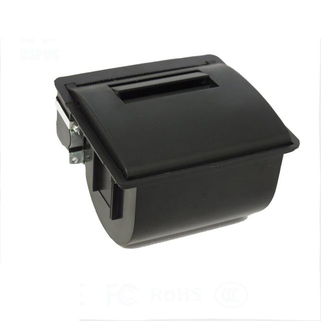 58 мм Встроенный термопринтер с TTL и RS232 порт авто подачи бумаги на панели принтеры