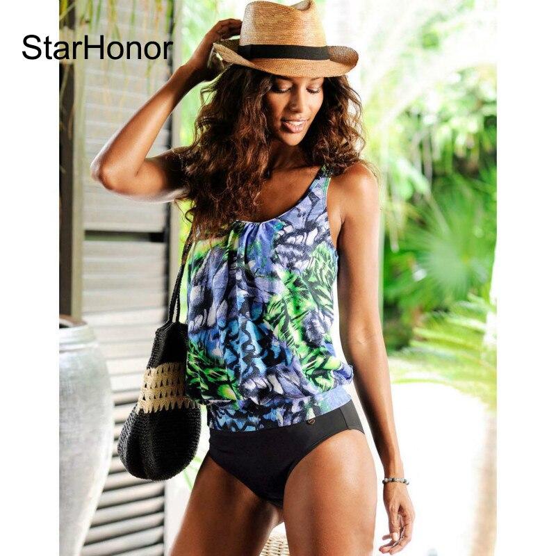 StarHonor Hot Woman Εκτύπωση Λουλούδια Δύο - Αθλητικά είδη και αξεσουάρ - Φωτογραφία 2