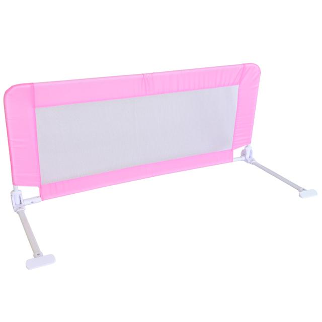 De alta calidad del cabrito del niño productos de seguridad del bebé de seguridad del bebé barandilla de la cama cama de seguridad para bedbaby barandillas de seguridad para 50 camas * 50*120 cm