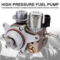 13517573436 High Pressure Fuel Pump For BMW Mini Cooper S Turbocharged R55 R56 R57 R58 R59 12.6x9.4x10cm 40 85Degree 6V 16V