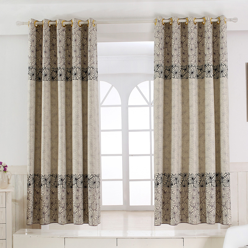 Buy Printing Short Curtain Shading Protection Short Small Window Curtains For