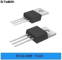 BTA16-600B 16A 600V TO-220 integrated circuit