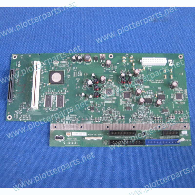 CN727-60006 Main Logic Board for HP DesignJet T790 24inch CR647-67011 Used 6870c 0195a logic lc320wxn saa1 used disassemble