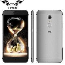 Оригинал ZTE Blade A2s 4 г LTE мобильный телефон 3 ГБ оперативной памяти 32 ГБ ROM MTK6753 Octa core 5.2 дюймов FHD 13MP 2540 мАч отпечатков пальцев Смартфон