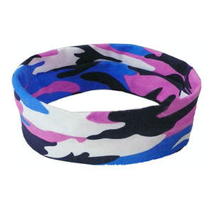bohemian Women Men Sport Headband Head Band Hairband
