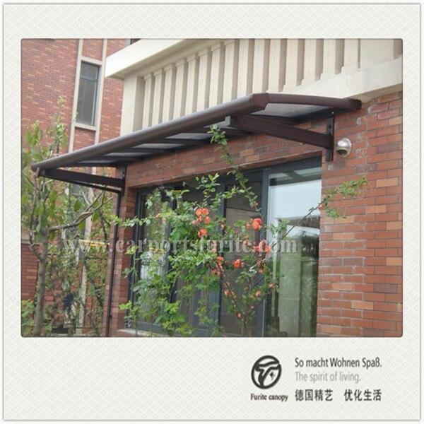 Awning canopy alumni roof terrace balcony canopies for Balcony canopy