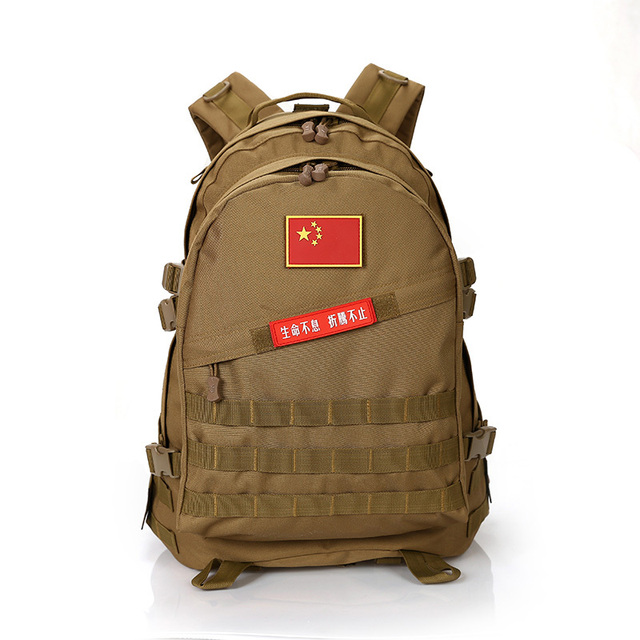 cbdf2f59b5 Fashion backpack Military Backpack School Bags Rucksack Mochila Militar  Climb Hike Morrales Waterproof Nylon Travel Bag