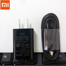 Orijinal XIAOMI şarj Redmi Note5 4X 4 3 2 1 2A 4A MI 2S MI3 MI4 akıllı telefon 5V/2A duvar şarj adaptörü mikro USB veri kablosu