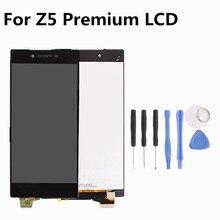 """5.0"""" For Sony Xperia Z5 Premium Z5P E6853 E6883 E6833 F"""