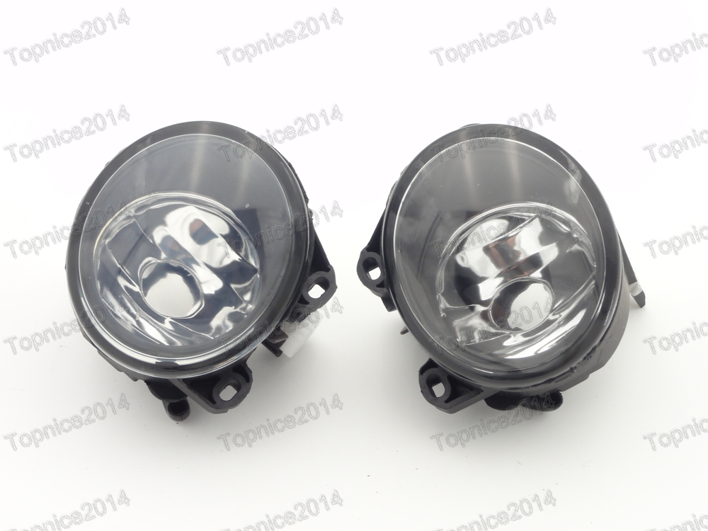 цена на 1Pair Replacement Front Bumper Fog Light Driving Lamps For BMW E53 X5 2005-2006