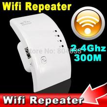 Wireless Wifi Repeater 802.11N/B/G Network Router Expander W-ifi Antenna Wi fi Roteador Signal Amplifier Repetidor US/EU Plug