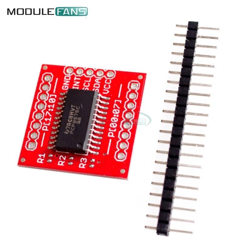 PCF8575 IIC I2C I/O Extension Shield Module For Arduino 16 bit SMBus I/O Ports For Arduino  Онихомикоз