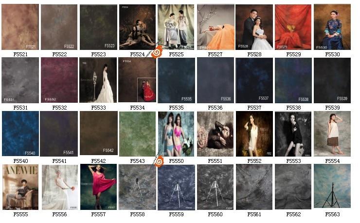 Tye Die-fotografia de casamento backdrops Musselina, 100%