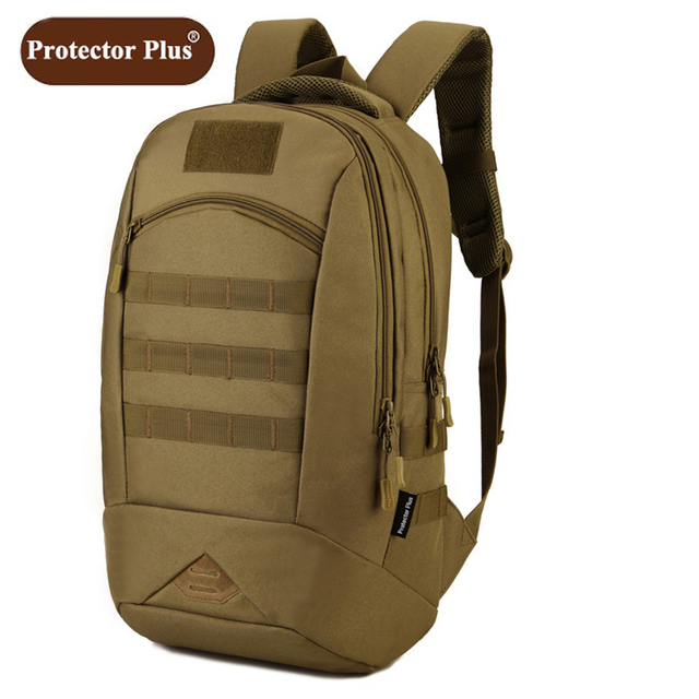 62a156a75db5 Protector Plus High Quality Nylon Backpack Casual Army Camouflage Men s  Laptop Backpacks Observers Package Women Travel Bag D330