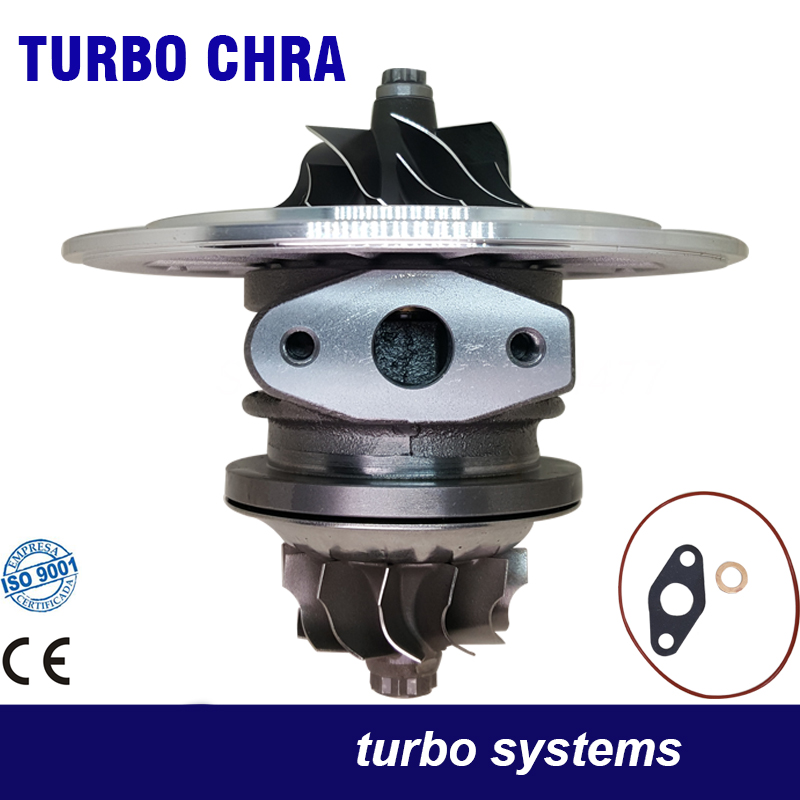 GT2056S Turbo Cartridge For SSANGYONG REXTON 2.7Xdi 2004 -  160 186 161 180 163 HP 132 137 118 120 KW ENGINE : D27DT D27DTP