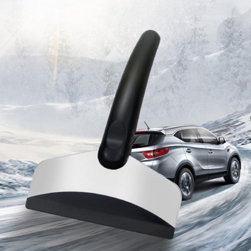 Auto Windschutzscheibe Eiskratzer Schneeschaufel Pinsel Entfernung Reinigungswerkzeug S SchöNe Lustre