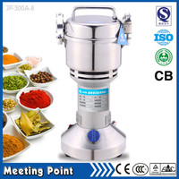 300g 220V food grade stainless steel new electric salt&pepper mills whole grains ultrafine mill powder machine