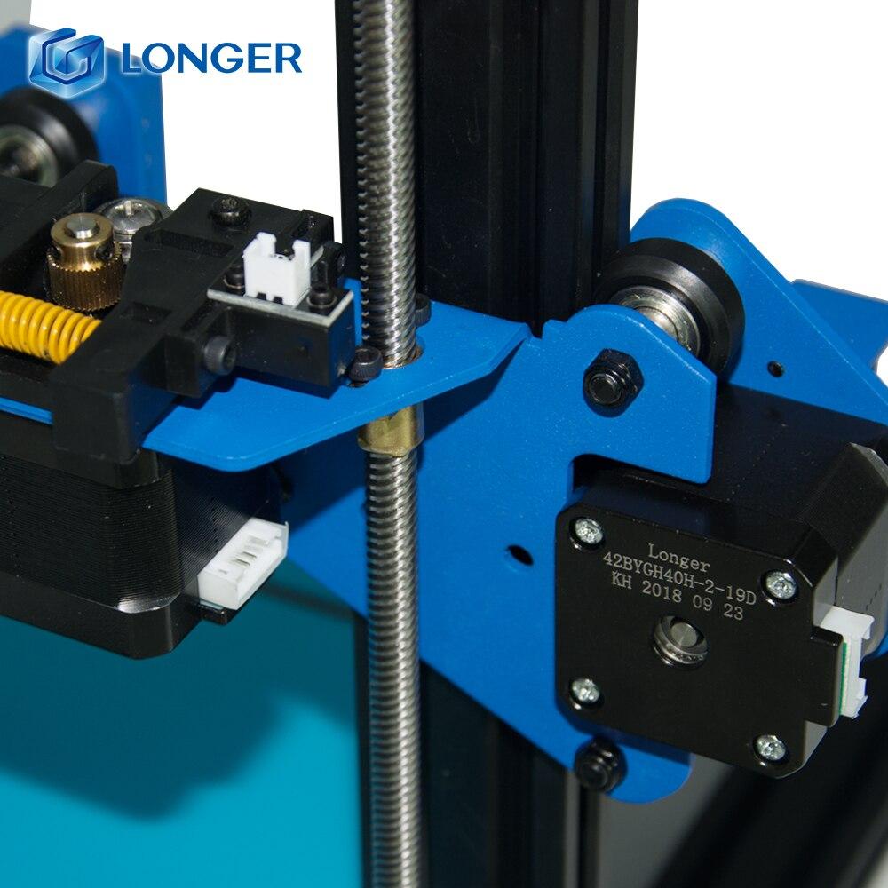 PLUS 3D Imprimante FDM LK2 Haute Précision 3D Drucker Impresora 220X220X250 - 6