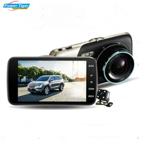 POWERTIGER 4 0 Inch IPS Screen Car DVR Novatek NTK96655 L55 Camera Full HD 1080P Video