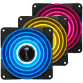 Jonsbo FR-531 led fan color changing rgb 256 3 adjustable