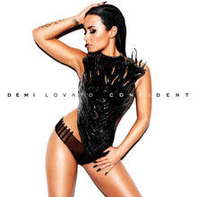 Demi Lovato Confident Album CD NEW DELUXE EDITION 07.2016(China)