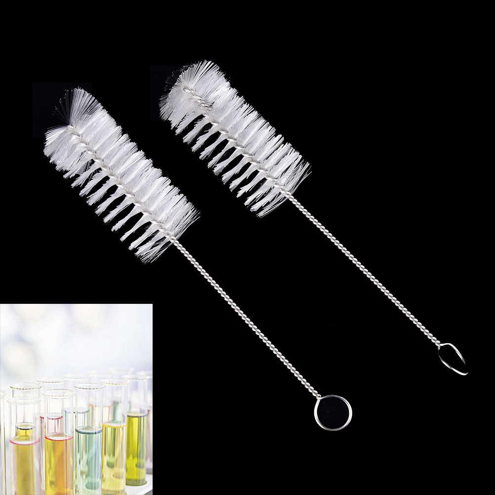 2ピース化学多機能ガラス試験管クリーニングブラシ実験室供給