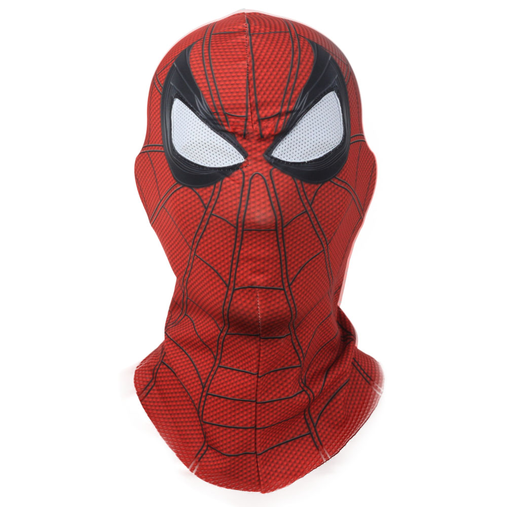 Spider-Man Into the Spider-Verse Mask Cosplay Gwen Stacy Peter Parker Miles Morales Masks Superhero Spiderman Helmet Party Prop6