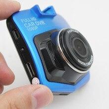 Full HD 1080 P Картинка синего цвета Мини Камеры Автомобиля Dvr Рекордер Видеорегистратор Автомобильный Авто Тире Камерой С Ночного Видения циклическая запись