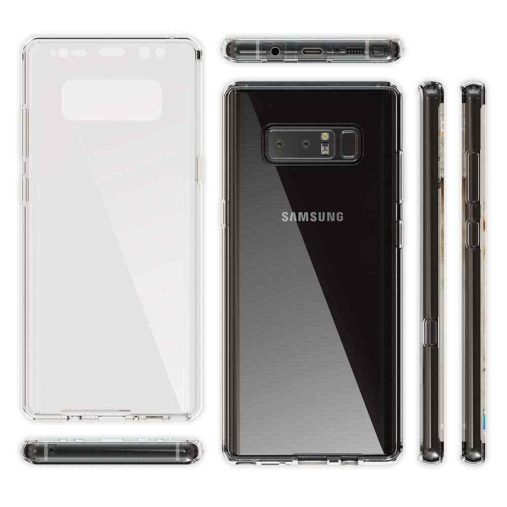 Đối Với Samsung Galaxy J4 J6 J8 J2pro 2018 J3 J5 J7 2017 2016 Thủ Rõ Ràng Bìa Mềm TPU Điện Thoại Túi coque 360 Độ Đầy Đủ Trường Hợp