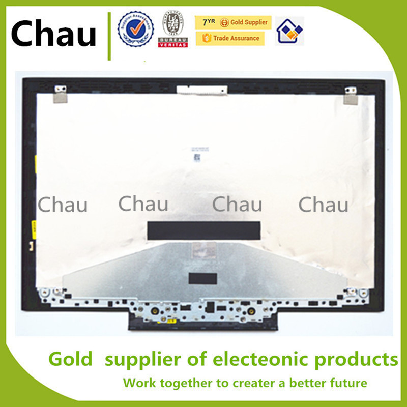New For Dell Inspiron 15 7000 7567 7566 LCD Back Cover Assembly FY8MR 0FY8MR