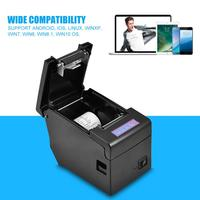 HOP E 58 High Speed RJ45 100M Ethernet USB Thermal Receipt Printer For IOS For Android