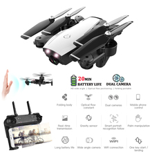 Drone Camera 1080P HD Wide-Angle Altitude Hold Headless Follow Me Foldable Optical Positioning FPV RC Quadcopter With Camera HD syma z1 rc drone with hd camera fpv real time altitude hold optical flow positioning mini foldable rc quadcopter vs sg600 sg700