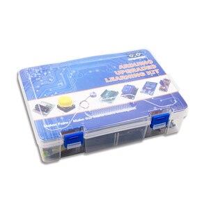 Image 5 - Kit électronique RTC de relais de LED de platine de prototypage 1602 LCD 830 pour Arduino Uno R3 Kit de démarrage Version améliorée