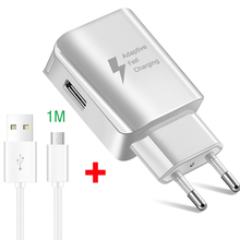 5V 2A Travel Wall EU Fast Charger for Xiaomi mi 8 6 a2 lite mix 2s USB Quick Chargers Adapter with Charging Cable Android