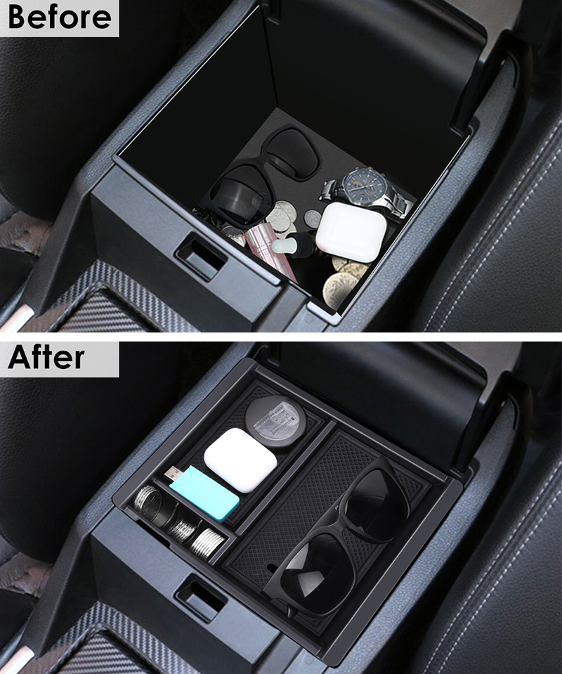 Pumpkin Car Seat Organizer Storage Black Car Crevice Storage Box Interior  Accessories For Toyota Tacoma 2016 2018 In Stowing Tidying From Automobiles  ...