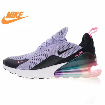NIKE Air Max 270 Women's Running Shoes, New High Quality Breathable Shock Absorbing Lightweight AR0344 500 AH6789 602